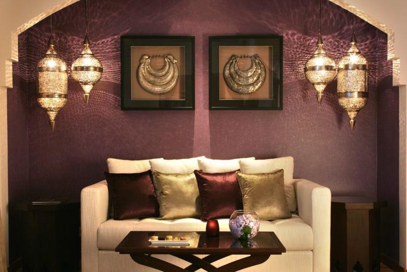 Decoration chambre fille mille et une nuit 085533 for Ambiance chambre fille