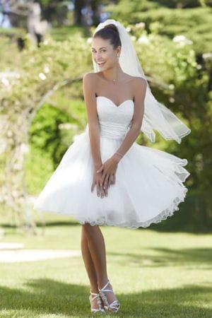 Robe de mari e 2013 tati mariage for Boite a couture tati
