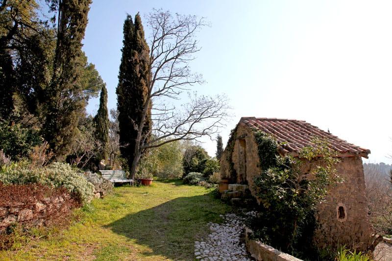 Un jardin en hiver for Jardin anglais en hiver
