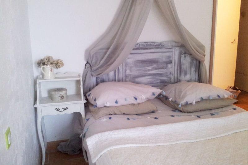 Une chambre romantique visitez la maison d 39 axelle for Chambre parentale romantique