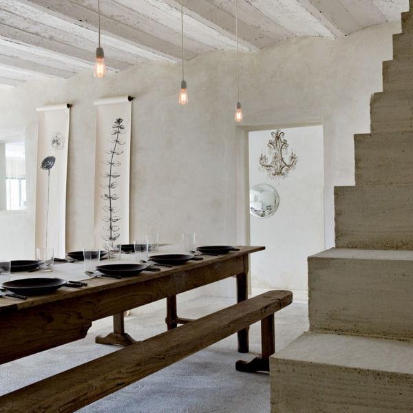 Enduit terres anciennes de maison d co couleur de for Nouveau decoration maison