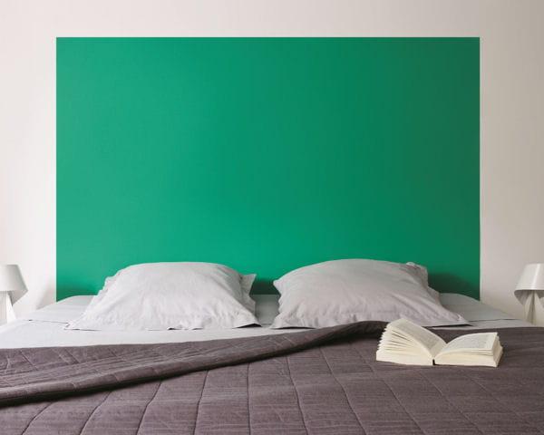 peinture emerald de tollens et pantone couleur de peinture les nouveaut s pour habiller ses. Black Bedroom Furniture Sets. Home Design Ideas