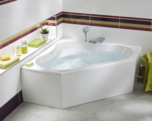 Baignoire family de lapeyre - Baignoire bebe pour baignoire d angle ...