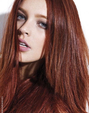 Coloration 2013 : cheveux auburn : Coloration : les tendances ...
