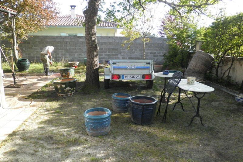 avant un jardin l 39 abandon un jardin japonais facile entretenir journal des femmes. Black Bedroom Furniture Sets. Home Design Ideas