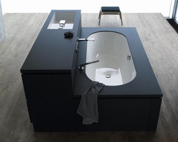 Baignoire be yourself d 39 alape chez bains d co for Decoration pour baignoire