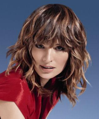 Coupe de cheveux 2013 carr wavy coupe de cheveux for Coupe courte femme de cheveux jean claude aubry