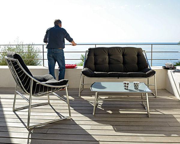 salon de jardin norway de truffaut salon de jardin 40 nouveaut s outdoor journal des femmes. Black Bedroom Furniture Sets. Home Design Ideas