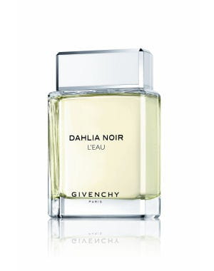 parfum dahlia noir l 39 eau de givenchy parfum les tendances du printemps journal des femmes. Black Bedroom Furniture Sets. Home Design Ideas