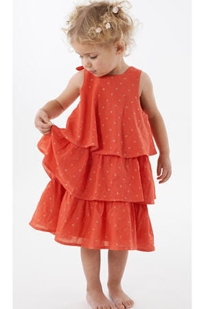 robe rouge berlingot