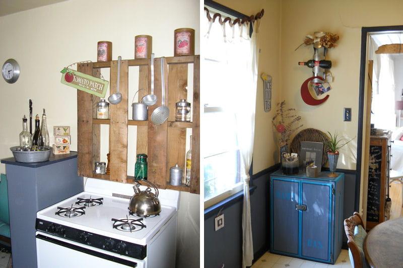 etag re bricol e d co boh me et r cup 39 en californie journal des femmes. Black Bedroom Furniture Sets. Home Design Ideas