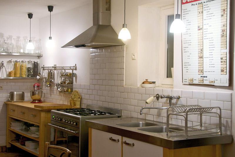 Cuisine ikea en bois les cuisines ikea en situation journal des femmes - Journal de femmes cuisine ...