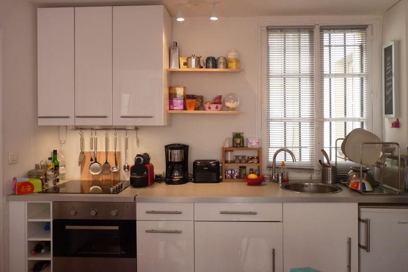 Cuisine ikea dans un petit espace les cuisines ikea en for Cuisine equipee petit espace