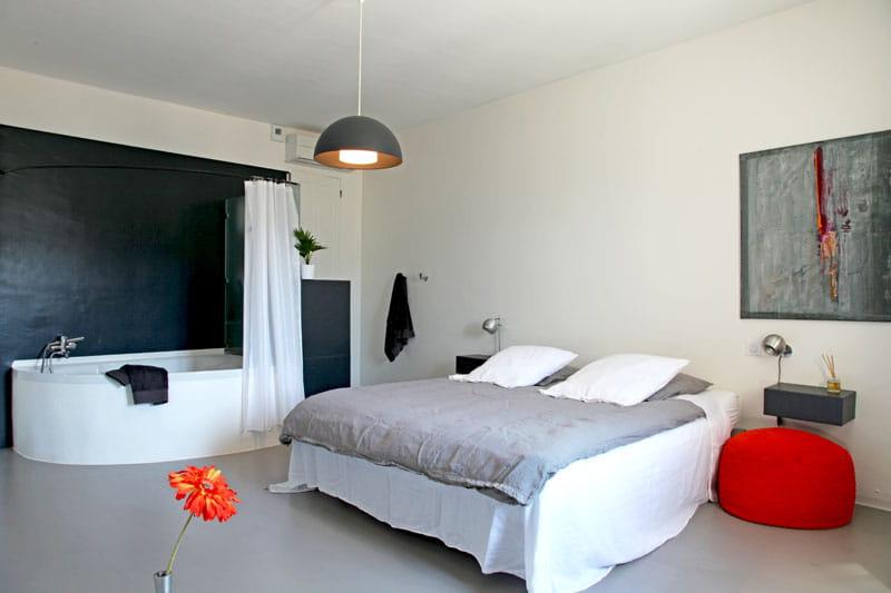 Chambres d clin es d co lumineuse dans une maison for Journal decoration maison