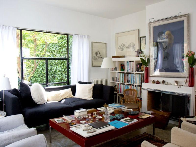 d tente au milieu des livres et bibelots toujours plus d 39 id es pour d corer mon salon. Black Bedroom Furniture Sets. Home Design Ideas