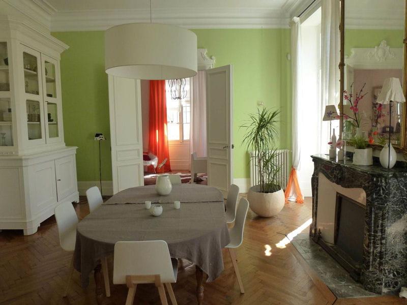 une salle a manger au gout du jour visitez la maison de With salle a manger vert