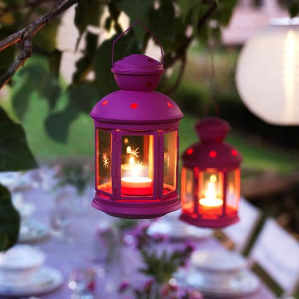 plein feu sur les luminaires pour le jardin journal des femmes. Black Bedroom Furniture Sets. Home Design Ideas