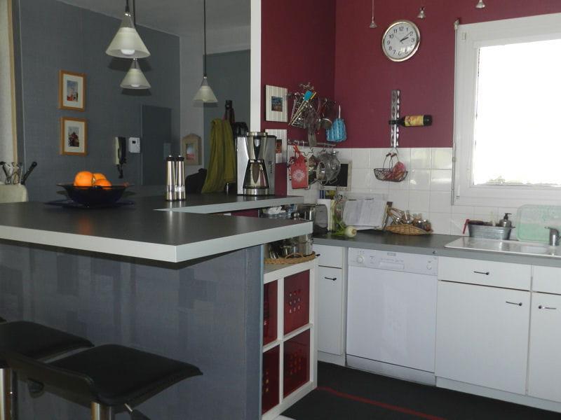 Cuisine bordeaux et gris cuisine les plus belles pi ces des lectrices j - Journal femmes cuisine ...