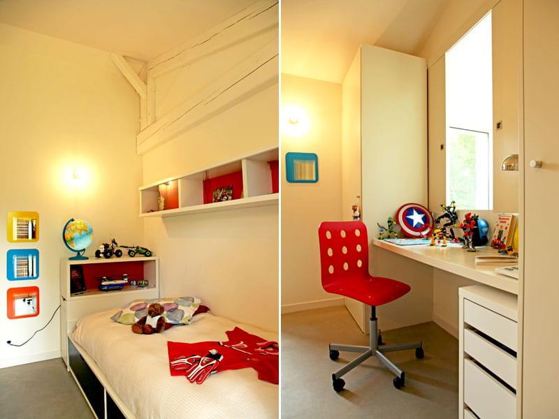 bureau pour enfant maison contemporaine en pleine nature journal des femmes. Black Bedroom Furniture Sets. Home Design Ideas