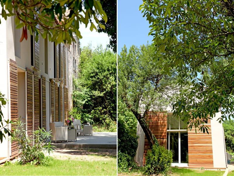 Une maison dans la nature maison contemporaine en pleine for Maison en pleine nature