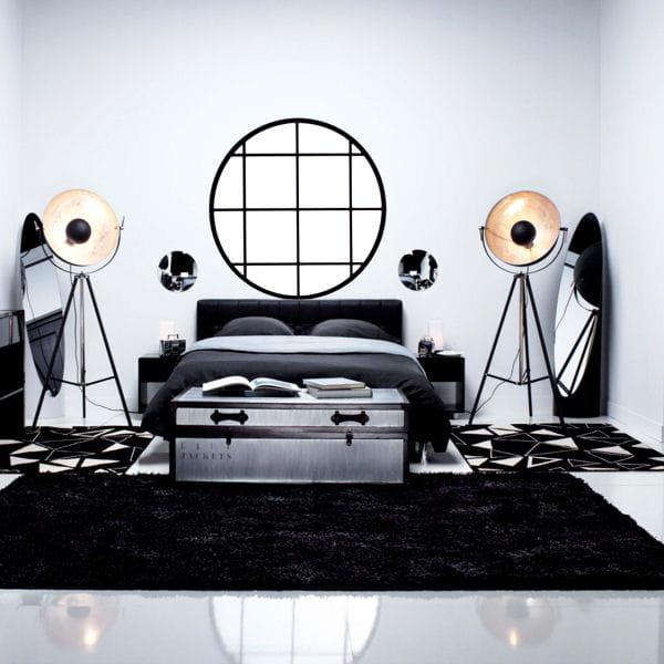 la chambre but selon karl lagerfeld but donne carte blanche karl lagerfeld journal des femmes. Black Bedroom Furniture Sets. Home Design Ideas