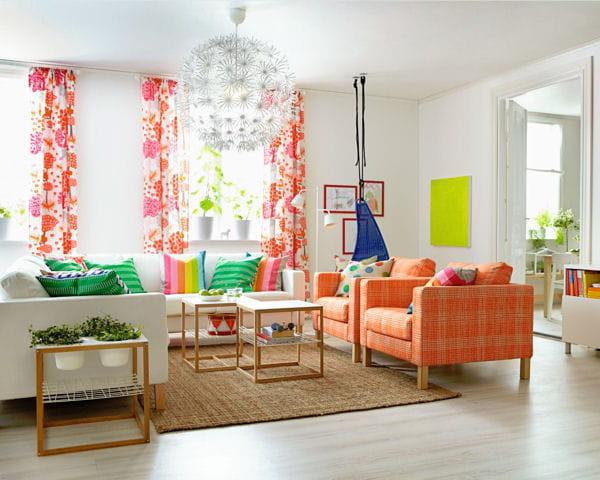 housse de fauteuil karlstad d 39 ikea les nouveaut s ikea de la rentr e 2013 journal des femmes. Black Bedroom Furniture Sets. Home Design Ideas