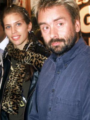 Luc Besson couple