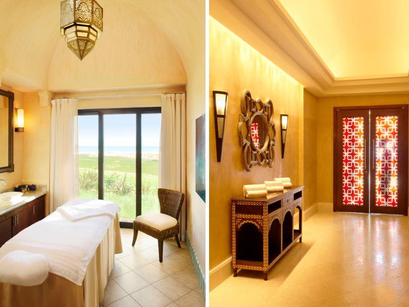 un spa haut de gamme mazagan beach resort le paradis des familles journal des femmes. Black Bedroom Furniture Sets. Home Design Ideas