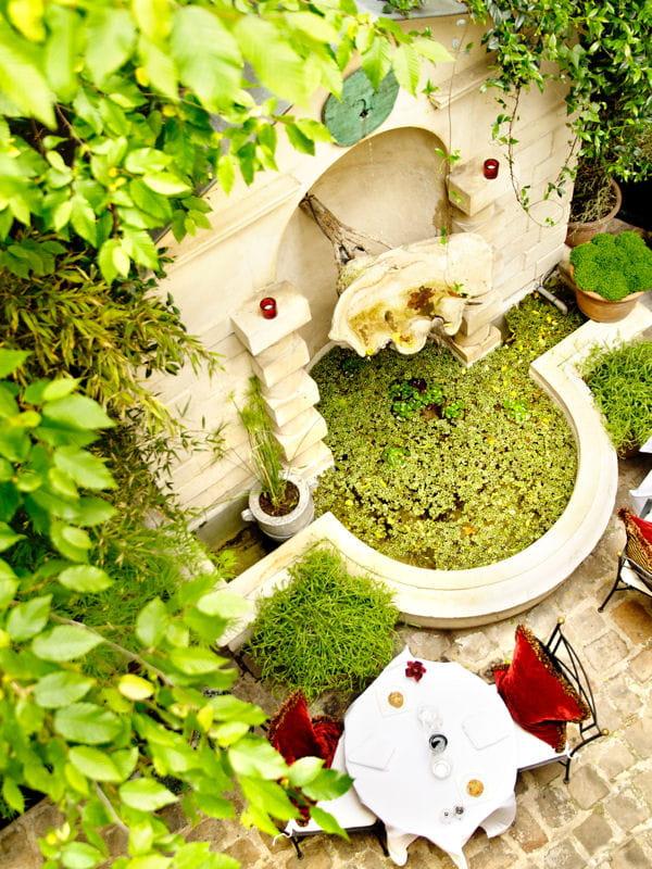 Restaurant terrasses chics paris resto paris les - Restaurant terrasse ou jardin paris limoges ...