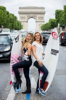 surfeuses arc