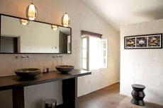 la salle de bains accueillera vos plantes avec plaisir