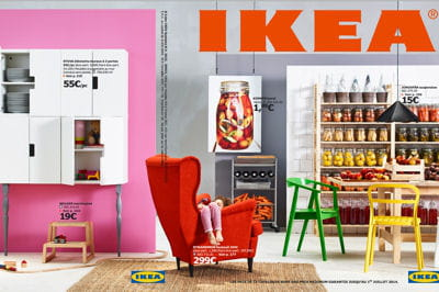 ikea pr sente son catalogue 2014 journal des femmes. Black Bedroom Furniture Sets. Home Design Ideas