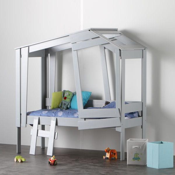 lit cabane robinson de. Black Bedroom Furniture Sets. Home Design Ideas
