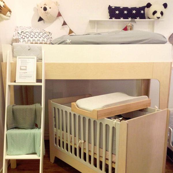 lit b b volutif de. Black Bedroom Furniture Sets. Home Design Ideas