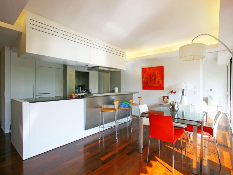 Une cuisine ouverte et design 40 cuisines ouvertes for Cuisine ouverte design