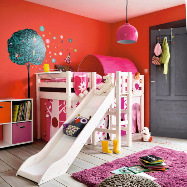 chambre pour enfants combi de fly chambre d 39 enfant une rentr e d co au top journal des femmes. Black Bedroom Furniture Sets. Home Design Ideas