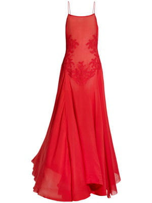 robe de soir e rouge de h m h m les nouveaut s de la. Black Bedroom Furniture Sets. Home Design Ideas