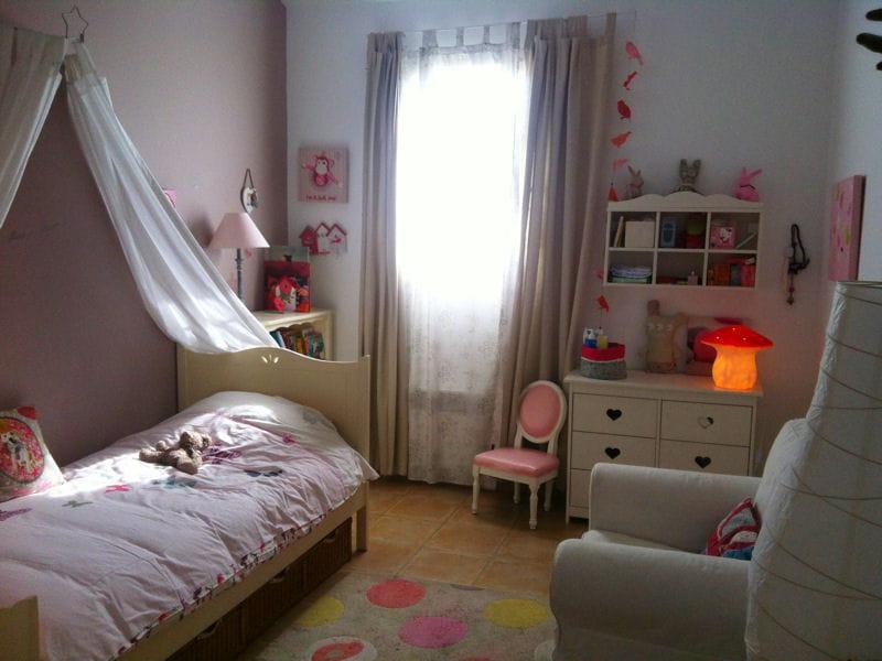une chambre rose poudre r sultat concours la chambre de votre enfant journal des femmes. Black Bedroom Furniture Sets. Home Design Ideas