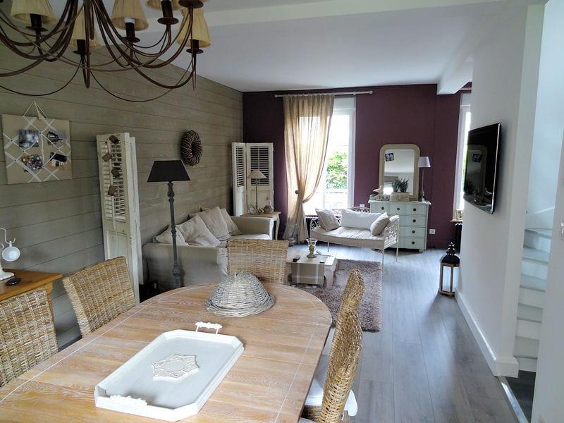 Visitez la maison de nadine journal des femmes for Cherche decoration interieur maison