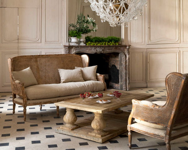 salon trianon et table hudson du bout du monde salon. Black Bedroom Furniture Sets. Home Design Ideas