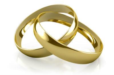 Fotos - Bagues De Mariage Bague Anneau De Mariage En Or Blanc Sertie ...