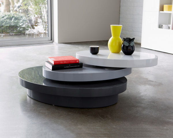 table basse plateaux pivotant de 3 suisses salon les. Black Bedroom Furniture Sets. Home Design Ideas
