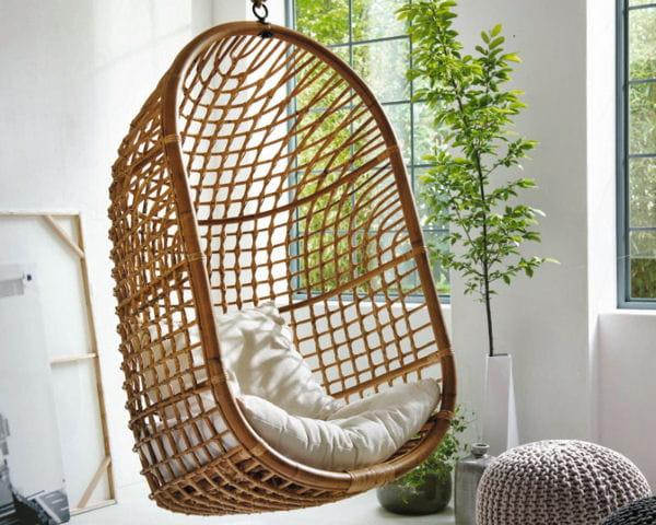 oeuf suspendu tiare de fly salon les nouveaut s d co pour le relooker journal des femmes. Black Bedroom Furniture Sets. Home Design Ideas