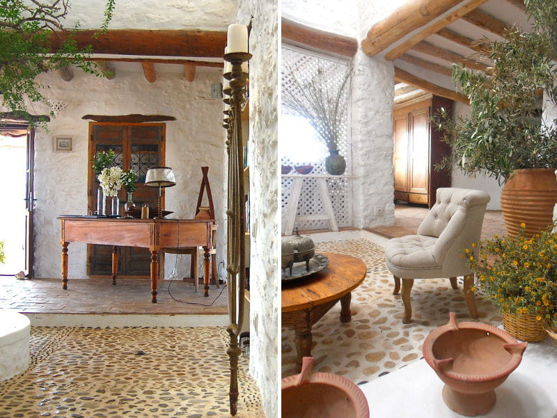 sol en calade maison entre charme et tradition au maroc journal des femmes. Black Bedroom Furniture Sets. Home Design Ideas