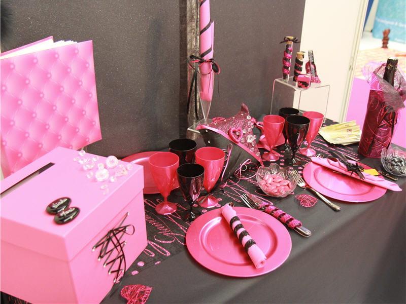 déco glamour : Les décos de mariage repérées au Salon du Mariage ...