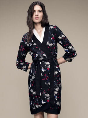 robe kimono de zalando collection robes 40 mod les pour l 39 automne hiver 2013 2014 journal. Black Bedroom Furniture Sets. Home Design Ideas