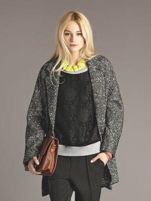 manteau boyish de la halle les plus beaux manteaux de la saison journal des femmes. Black Bedroom Furniture Sets. Home Design Ideas