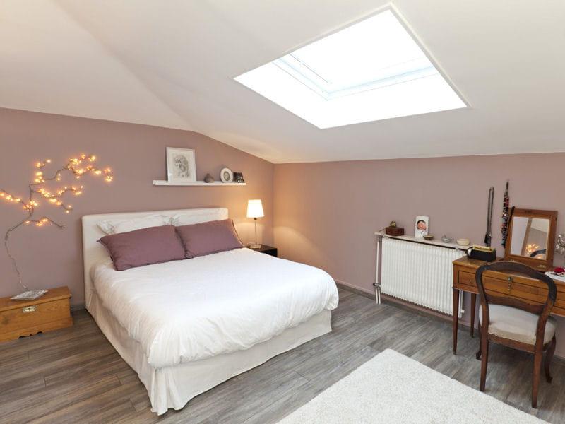 Vieux rose vos plus belles chambres romantiques for Couleur chambre couple