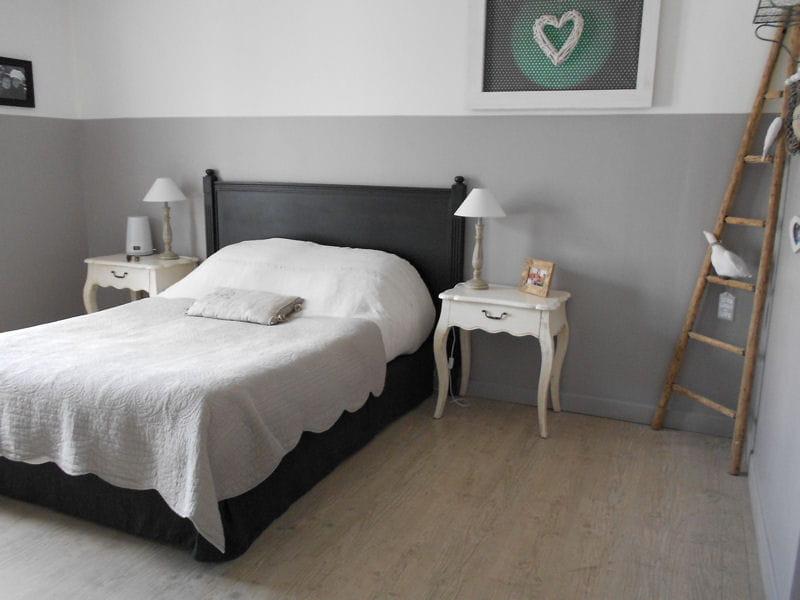 Gris poudr vos plus belles chambres romantiques for Chambre rose poudre