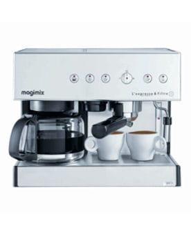 machine à café automatic chrome de magimix